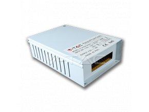 Kovový Napájecí Adaptér Pro Led Pásky Ip44, 400W/33A  + Zdarma záruka okamžité výměny!