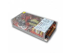 Kovový Napájecí Adaptér Pro Led Pásky 120W/10A  + Zdarma záruka okamžité výměny!